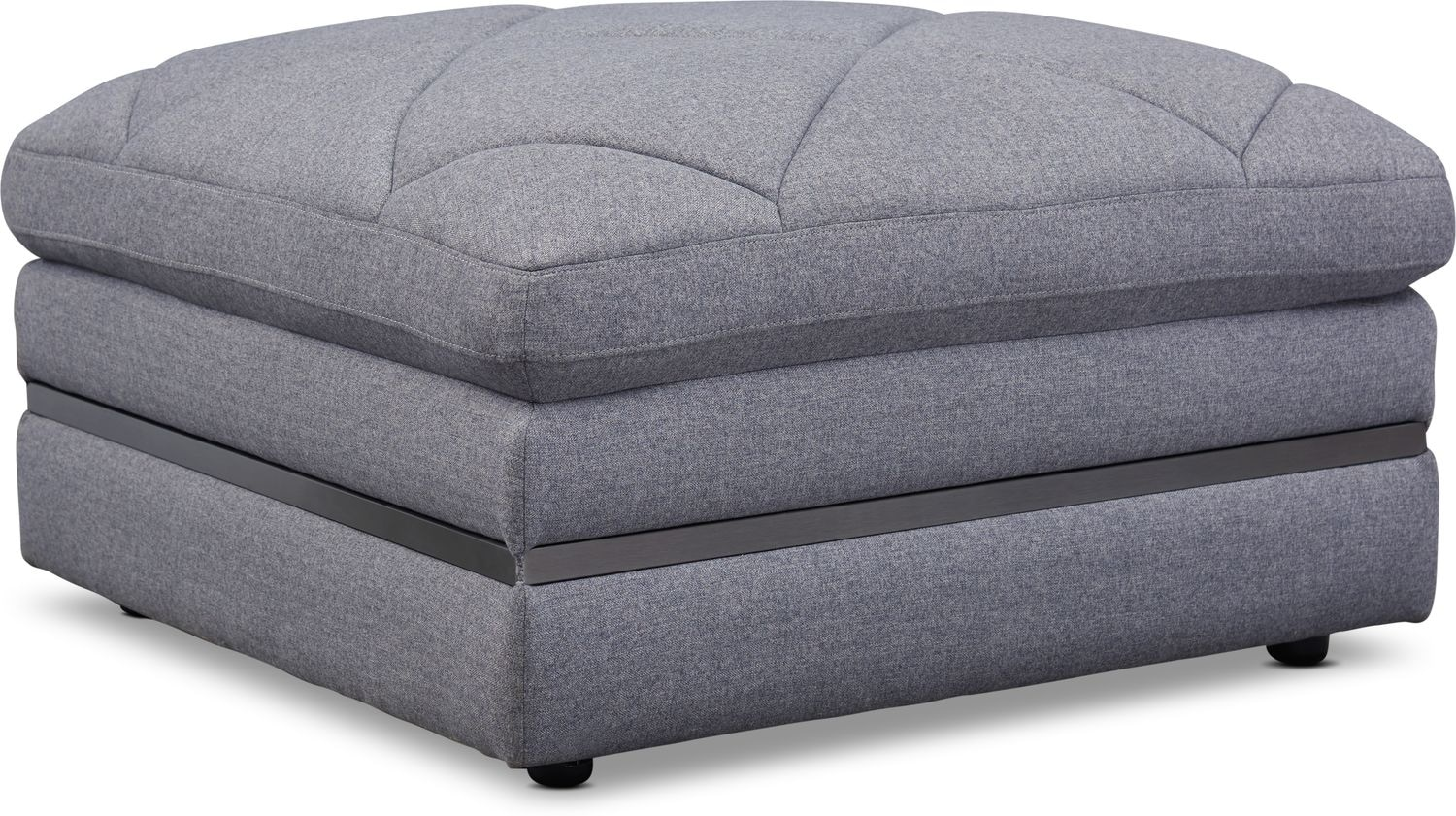 Living Room Furniture - Revel Ottoman