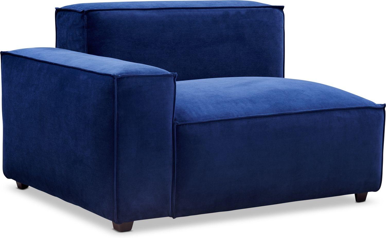 Living Room Furniture - Bobby Berk Left-Facing Chair