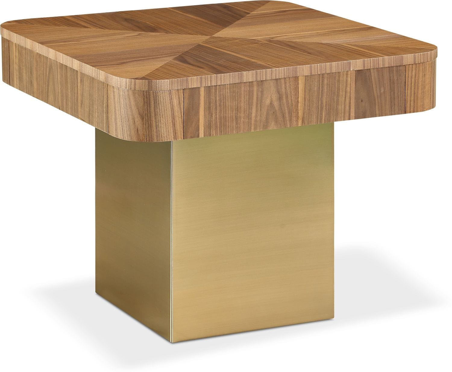 Accent and Occasional Furniture - Bobby Berk Saxo End Table
