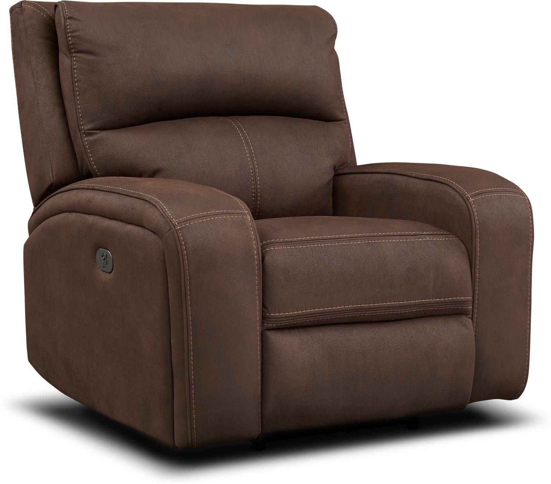 Fantastic Burke Dual Power Recliner Cjindustries Chair Design For Home Cjindustriesco