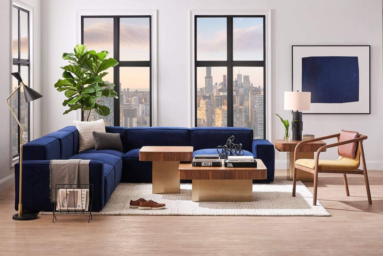The Bobby Berk Living Room Collection