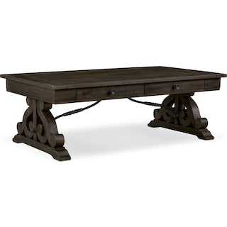 Charthouse Coffee Table - Charcoal