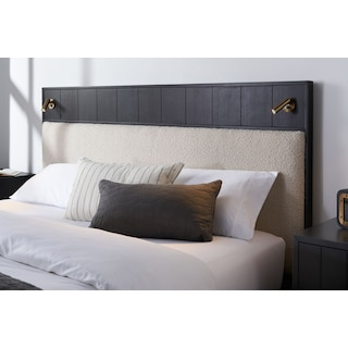 Bobby Berk Faber King Platform Storage Bed