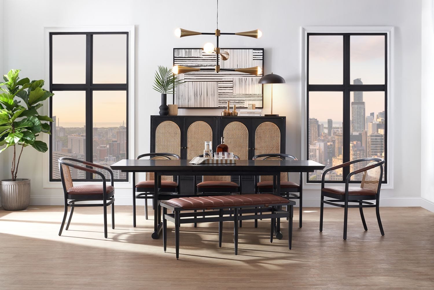 The Bobby Berk Dining Collection
