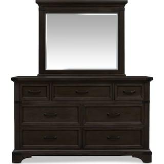 Victor Dresser and Mirror