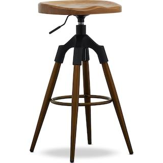 Oakland Adjustable Bar Stool
