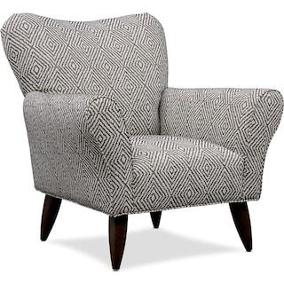 Kady Accent Chair - Azumi Ebony
