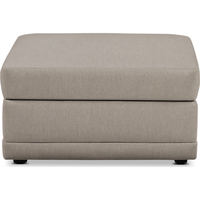Living Room Furniture - Berkeley Performance Ottoman