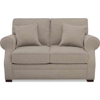 Tallulah Performance Loveseat - Benavento Dove