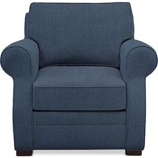 Tallulah Performance Chair - Peyton Navy