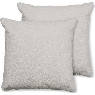 2-Pack Custom Pillows - Sheepskin White