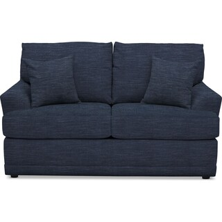 Berkeley Loveseat - Curious Eclipse