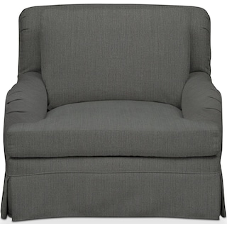 Campbell Comfort Performance Chair - Peyton Pepper