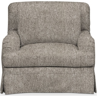 Campbell Comfort Performance Chair - Halifax Dove