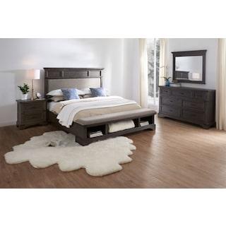Victor Queen Storage Bed
