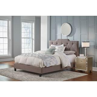 Alexis Upholstered Queen Bed