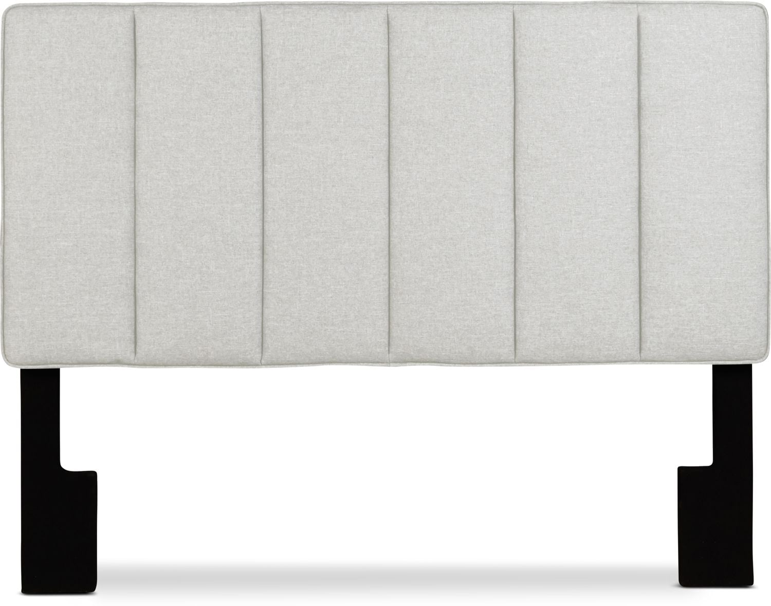 Bedroom Furniture - Amory King/California King Upholstered Headboard
