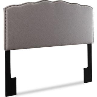 Aubrey Queen Upholstered Headboard