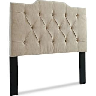 Augusta King/California King Upholstered Headboard