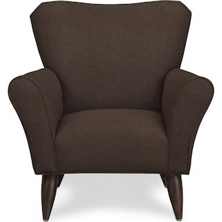 Kady Accent Chair - Weddington Charcoal