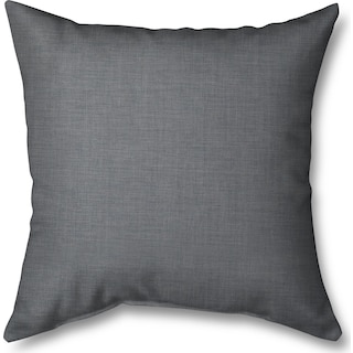 Custom Pillow - Milford II Charcoal