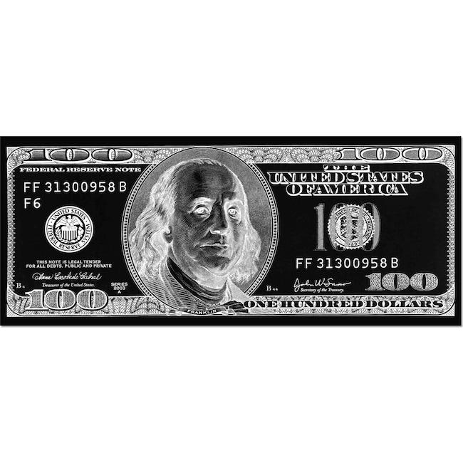 Home Accessories - Money Wall Art