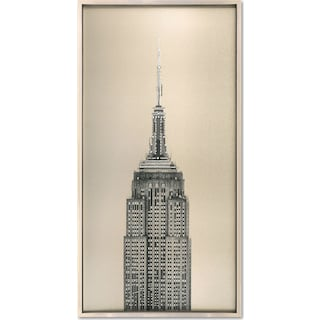 Empire State Wall Art