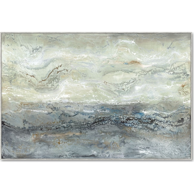Home Accessories - Unsettled Seas Wall Art