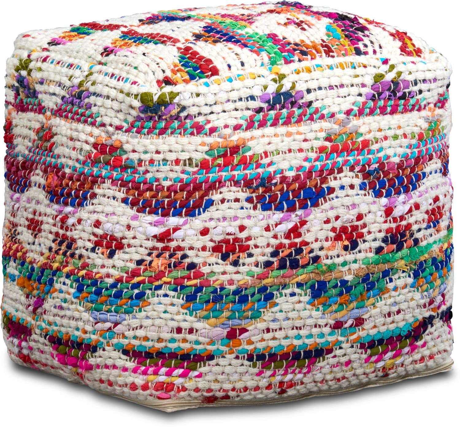 Accent and Occasional Furniture - Colfax Pouf