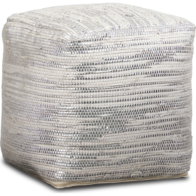 Accent and Occasional Furniture - Heed Pouf