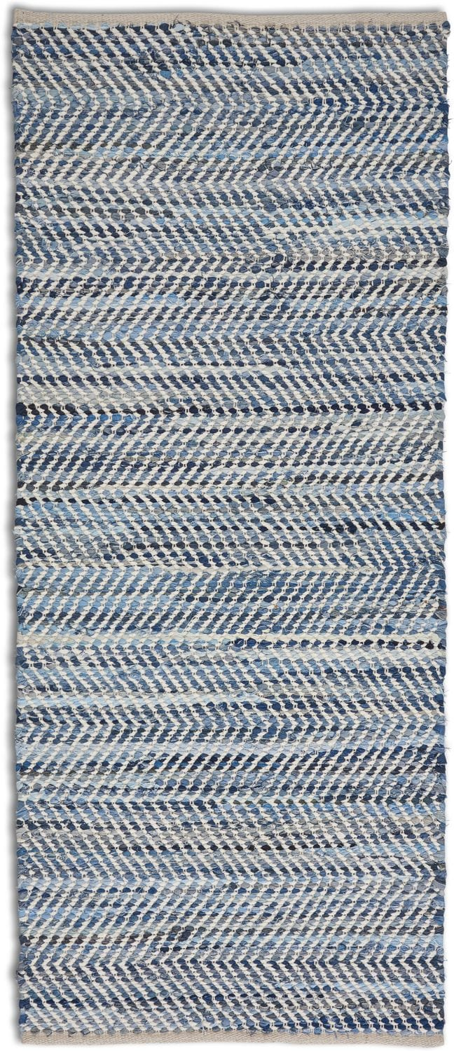 "Rugs - Atlas 30"" x 8' Runner - Blue"