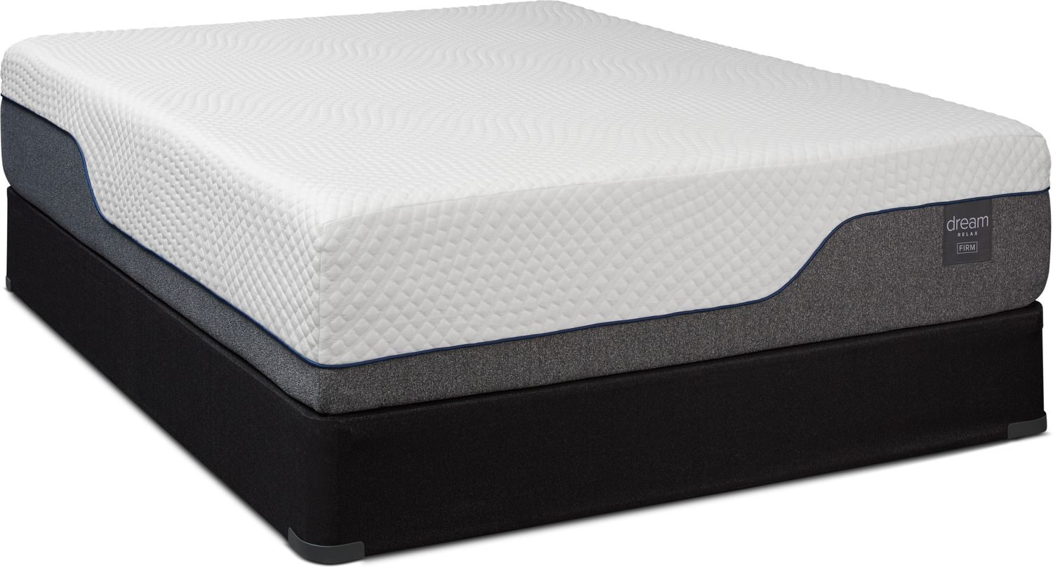 Mattresses and Bedding - Dream Relax Firm Mattress