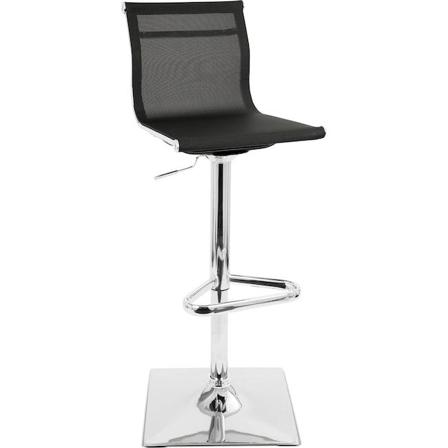 Dining Room Furniture - Soho Adjustable Swivel Bar Stool