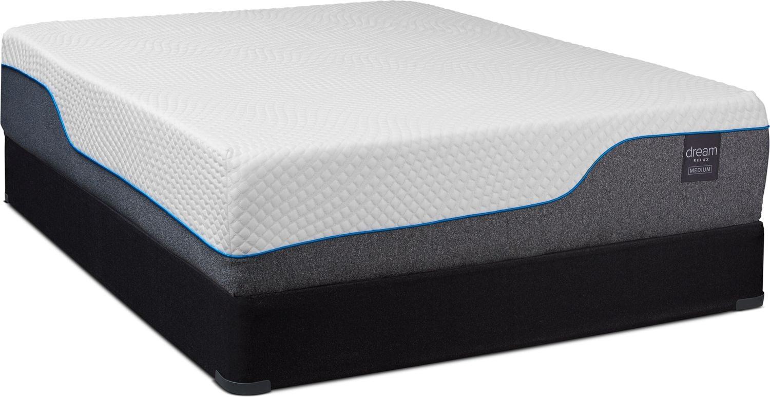 Mattresses and Bedding - Dream Relax Medium Mattress