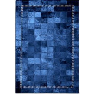 Rhys Area Rug - Blue
