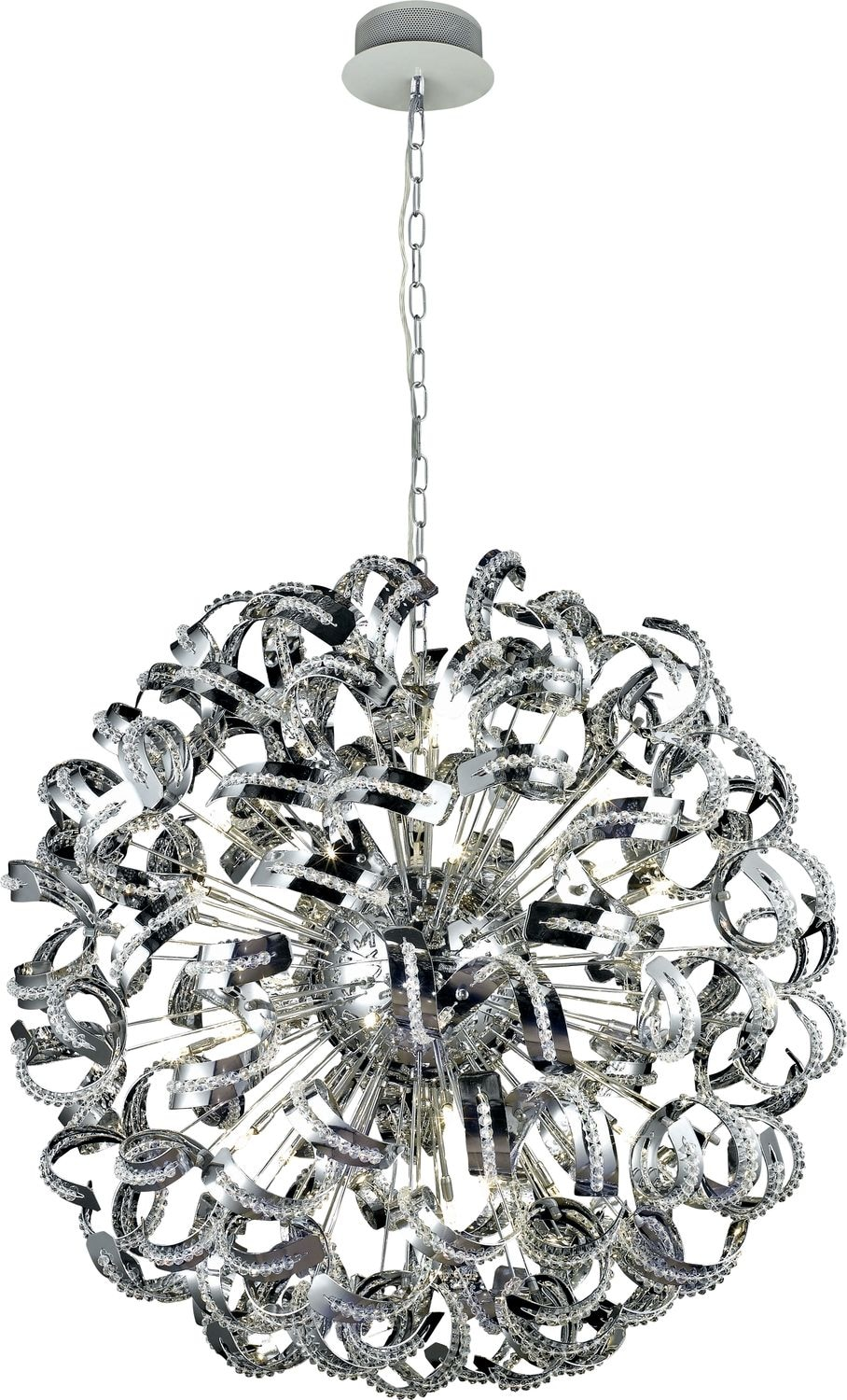 Home Accessories - Large Tiffany Chandelier