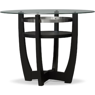 Lennox Counter-Height Dining Table and 4 Stools