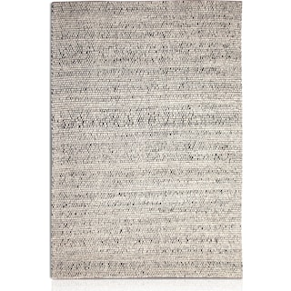 Textures Area Rug - Gray