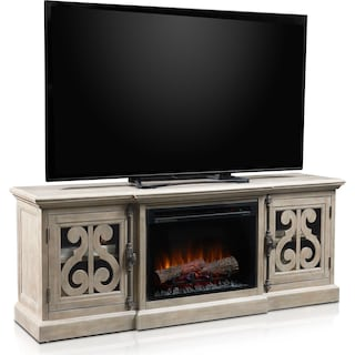 Charthouse Fireplace TV Stand