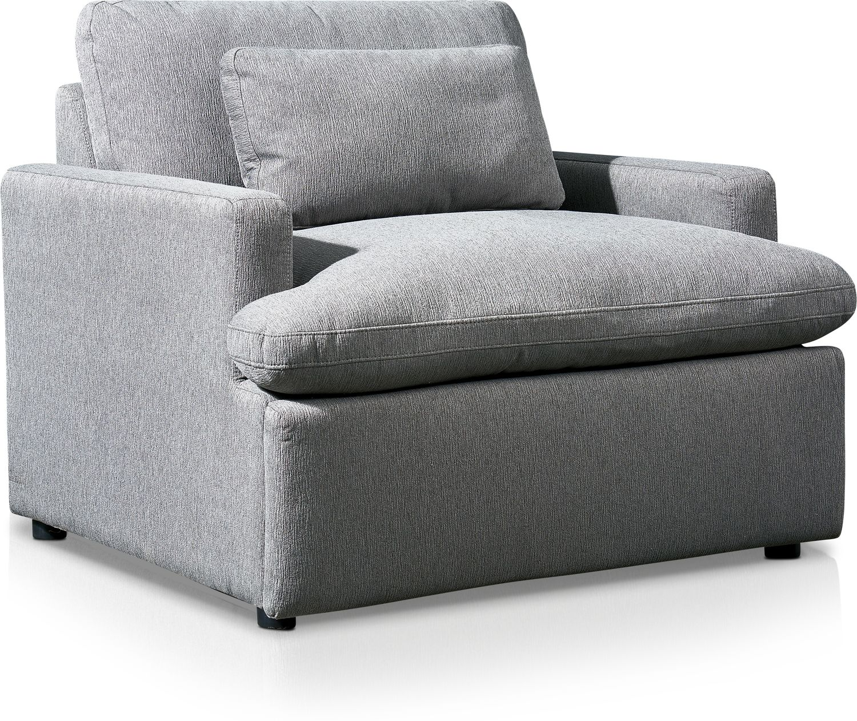 Living Room Furniture - Cozy Power Recliner