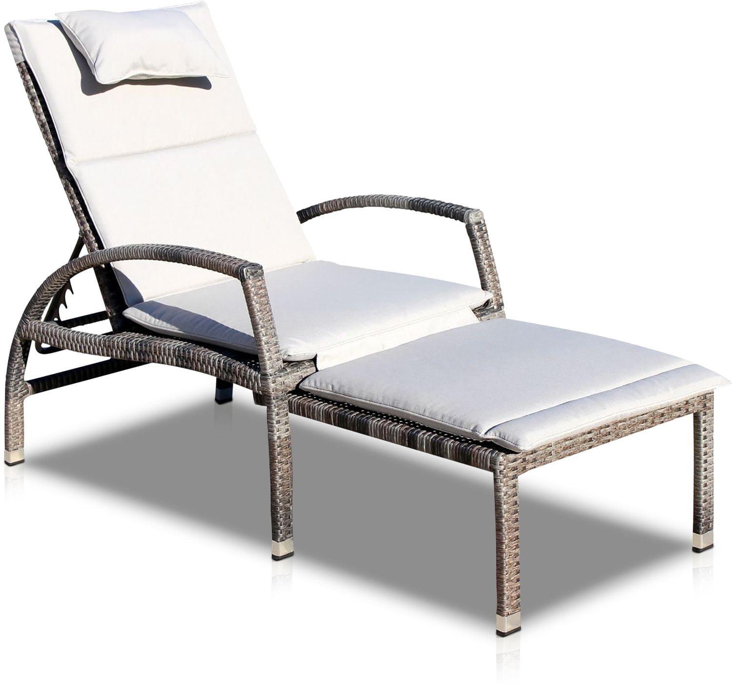 Outdoor Furniture - Jetty Outdoor Chaise Lounge