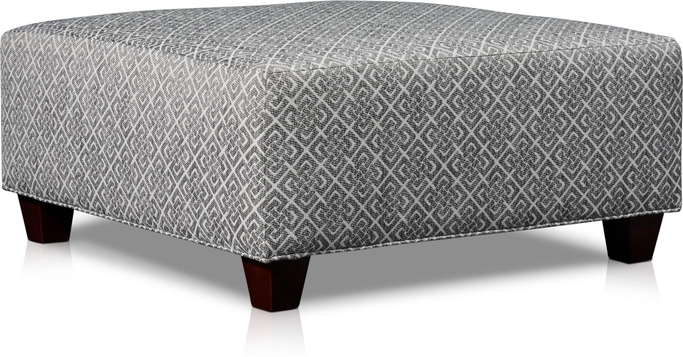 Living Room Furniture - Camila Ottoman