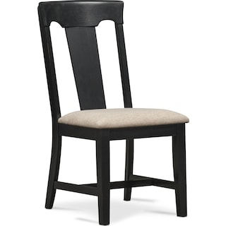 Adler Dining Chair - Black