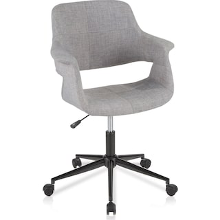 Aiden Office Chair - Gray