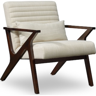 Anderson Accent Chair - Ivory