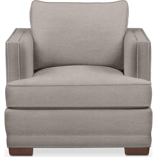 Arden Comfort Chair - Curious Silver Pine