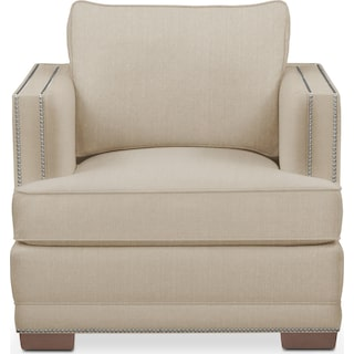 Arden Comfort Chair - Depalma Taupe