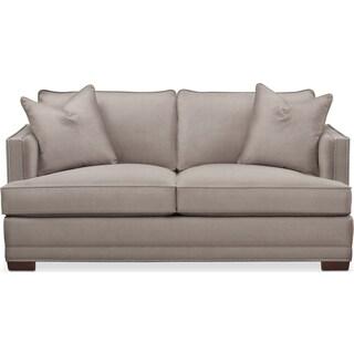 Arden Comfort Apartment Sofa - Abington TW Fog