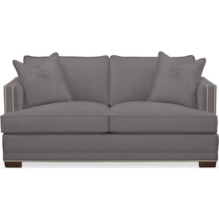 Arden Comfort Performance Apartment Sofa - Benavento Stone