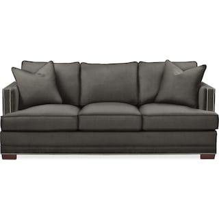 Arden Comfort Sofa - Sterling